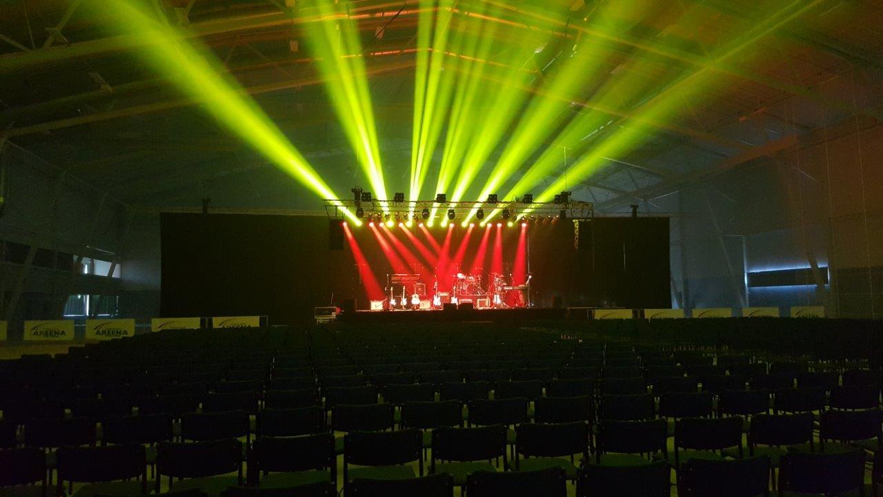 Venue: Seinäjoki Arena