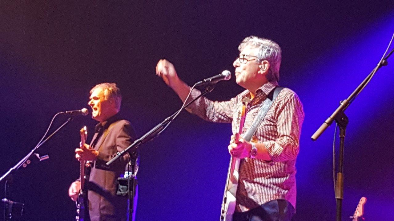 Rick Fenn and Graham Gouldman