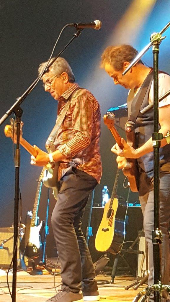 Graham Gouldman and Mick Wilson