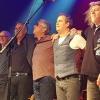 Keith, Rick, Graham, Mick and Paul