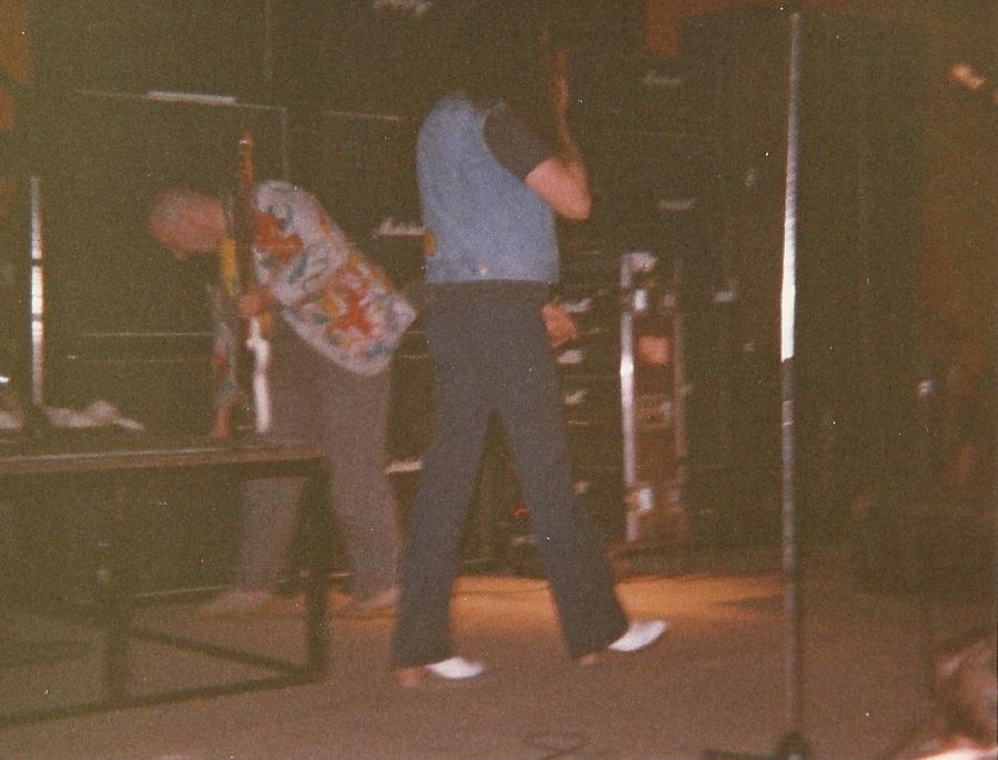 Himangan Urheilutalo 1981 / Ian Gillan Band