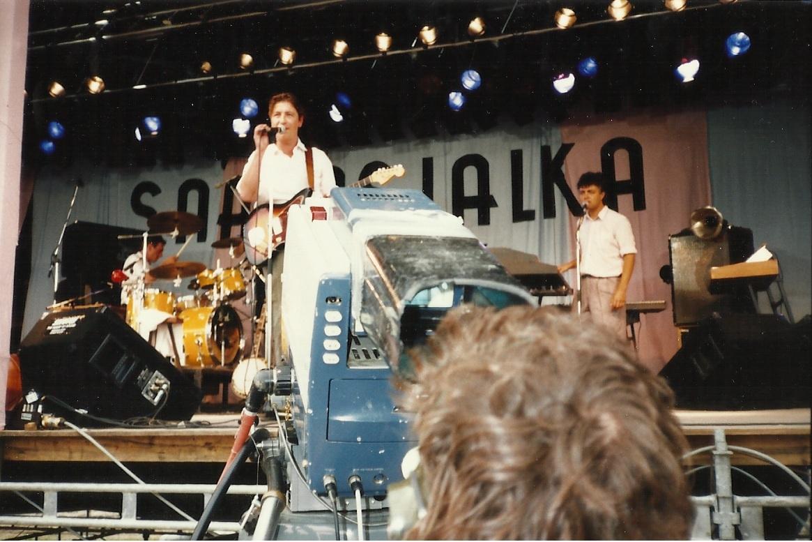 Saapasjalkarock 1987 / the Nits