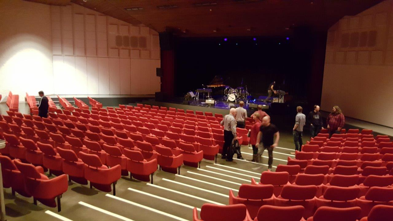Pohjankartano auditorium